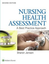 Nursing Health Assessment: A Best Practice Approach Jensen MN  RN, Sharon - $34.99