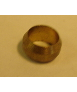 Brass Compression Sleeve for M6 Oil Hose - $0.50