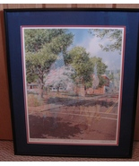 """Parade of Honor"" by  Charles Peterson Signed, Artist's Proof Framed  - $400.00"