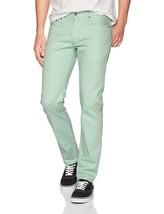 Levi's Strauss 511 Men's Premium Slim Fit Stretch Jeans Grayed Jade 511-2685