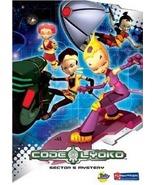 Code Lyoko: Season 2 - Sector 5 Mystery Vol. 1 DVD Brand NEW! - $39.99