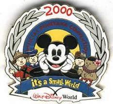 Disney WDW - Disneyana Convention 2000 - Mickey Mouse small world Dolls pin - $24.99