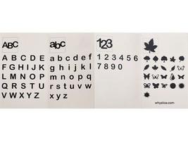 Slice Applique Basics Design Card and Design Guide, Cards & Scrapbooking image 2