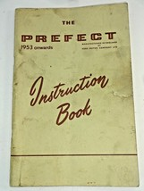 Vintage Ford Motor Company The Perfect Instruction Book 1953 Onwards England - $19.60