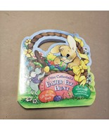 Peter Cottontail's Easter Egg Hunt A Lift The Flap Book Hardcover Board ... - $11.99