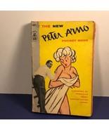 PETER ARNO POCKET BOOK 1944 CARTOON ROCKEFELLER CENTER 1087 COMIC ANTIQU... - $19.75
