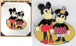 Disneyana Convention Mickey Minnie Artist Choice pin/pins - $55.00