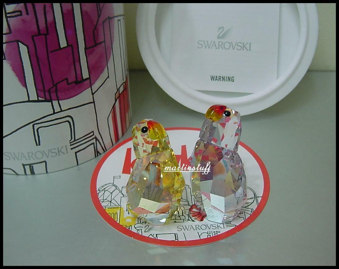 Swarovski® Crystal Lovlots JIM & JESS On Broadway 11296629 BNIB Mint Retired