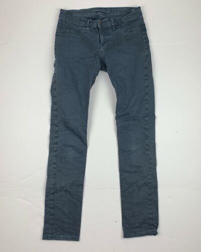 J Brand Jeans Pencil Leg Arnie Blue Skinny Women Sz 27