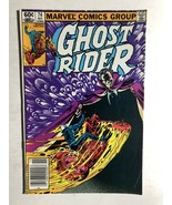 GHOST RIDER #74 (1982) Marvel Comics VG+ - £7.98 GBP