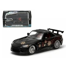 Johnny's 2000 Honda S2000 Black The Fast and The Furious - $35.48