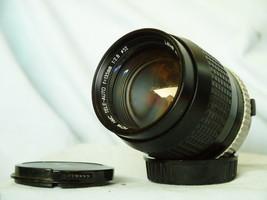 Olympus 135MM F2.8 OM Fit Hoya  Prime Portrait Lens -Ideal Conv -OM10, OM2N - $20.00