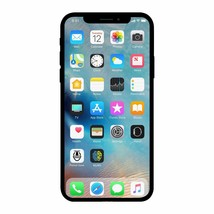Apple iPhone X 256GB Silver - Fully Unlocked (Renewed) - $402.05