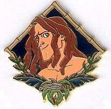 Disney Tarzan FREEE SHIPPING USA Pin/Pins