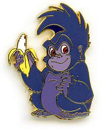 Disney Terk Gorilla full body from Tarzan Pin/Pins