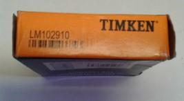 TIMKEN BEARING LM102910 image 2