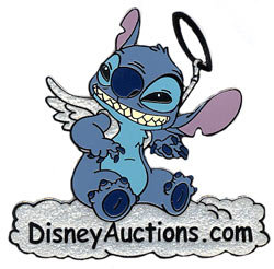 Disney Auctions - Stitch Angel Pin/Pins