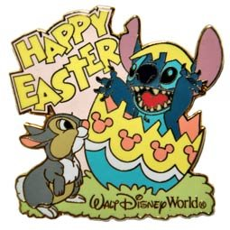 Disney Stitch & Thumper Pin/Pins