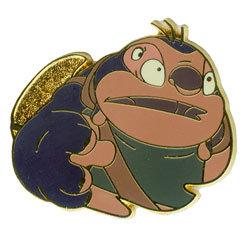 Disney Lilo & Stitch Jumbaa WDW Cast Lanyard Pin/Pins