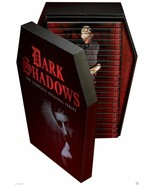 Dark Shadows ~ Complete Original Series ~ NEW 131-DISC DELUXE EDITION DV... - $485.05
