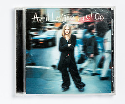 Avril Lavigne - Let Go - $4.00