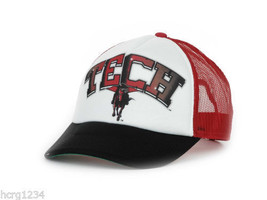 "TEXAS TECH RED RAIDERS - TOW ""IN THE PAINT"" MESH BACK NCAA TEAM CAP/HAT ... - $17.09"