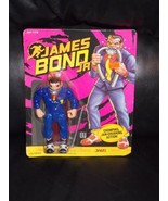 "1991 James Bond Jr. ""Jaws"" Figure New In The Package - $19.99"