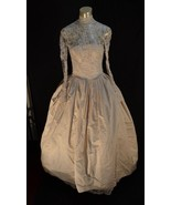 BCBG Max Azaria ATELIER Dress Ball Gown white bridal (A76) - $924.84