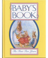 Baby's Book The First Five Years New Hardcover - $11.00