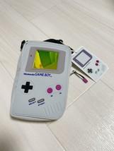 ZARA Nintendo Game Boy Kreuz Körper Schulter Tasche Geldbörse W/Reißvers... - $76.80
