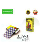 Rider Waite Tarot Card Cards Deck 78 Cards Full English Boxed Playing Card - $14.83
