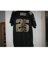 NO SAINTS REGGIE BUSH YOUTH AUTHENTIC HOME JERSEY(XL 18/20)EMBRIODED! - $14.99