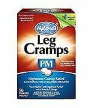 Leg Cramps PM Hylands 50 Tabs - dietary supplement - $14.00