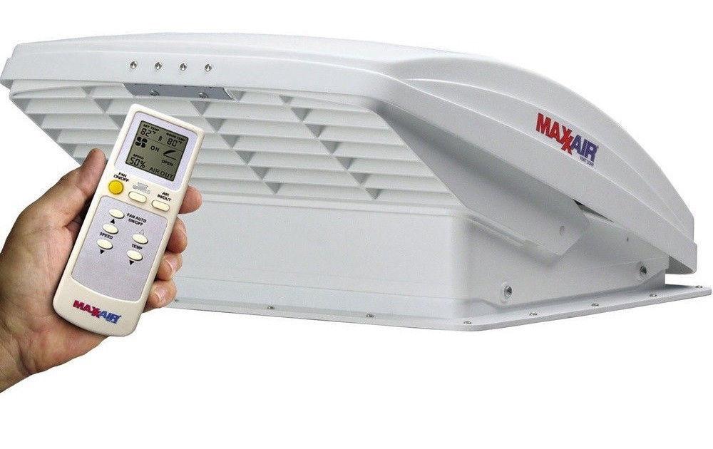 NEW 4000K MaxxAir//MaxxFan RV Ventilator Std Manual Operation Keypad Control