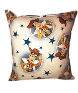 Woody  Pillow HANDMADE Disney Toy Story 4 Woody Pillow Made USA - $9.99