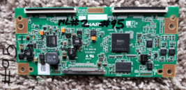 T-CON BOARD  PT# CPWBXRUNTK4106TP SHARP MD# LC-40E67UN 100% FULL WORKING  - $44.99