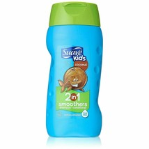 Lot of 3 Suave Kids 2in1 Smoothers Shampoo & Conditioner 12 oz - $16.82