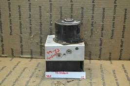 99-03 Mitsubishi Galant ABS Pump Control OEM MR249980 Module 112-9b8 - $58.54