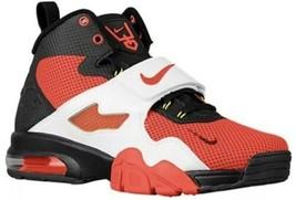 NEW Nike Air Diamond Turf VI Deion Sanders Red Black Men's Size 11 72515... - $138.59