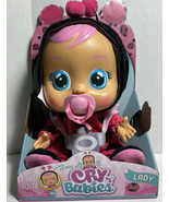 Cry Babies 96295 Lady The Ladybug Doll New Unopened - $30.47