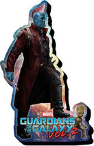 Guardians of the Galaxy Vol. 2 Yondu Figure Chunky 3-D Die-Cut Magnet NE... - $5.90