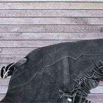 Action Company Equitation Chaps Black Size Medium image 3