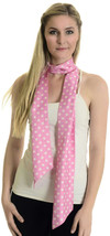 One Size Banana Republic Bright Pink 100% Silk ... - $27.72