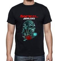 Friday The 13th T-shirt Men Black - $16.99+