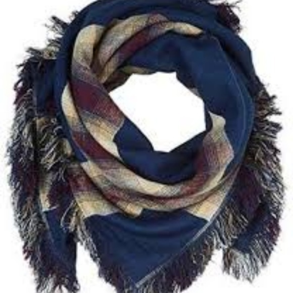 New Women's Plaid Scarf/Blanket Wrap/Shawl FREE SHIPPING! GIFTS RESELL
