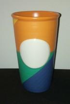 Starbucks Tumbler Ceramic Mug / 10 oz / Dot Collection / 2016 /  Coffee ... - $24.24