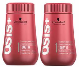 Schwarzkopf OSiS Dust It - Mattifying Powder (0.35 oz) Pack Of Two - $29.69