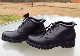 CROFT & BARROW RETREAT Ankle High Black Boots Unused Ladies sz 6 Med image 1