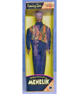 Prince Menelik Doll - Olmec Corp.- out of production  - African American... - $18.00