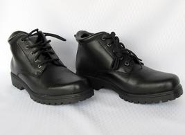 CROFT & BARROW RETREAT Ankle High Black Boots Unused Ladies sz 6 Med image 5